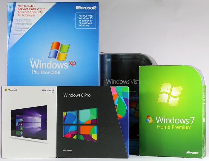 Betriebssysteme bei 2ndsoft.de kaufen