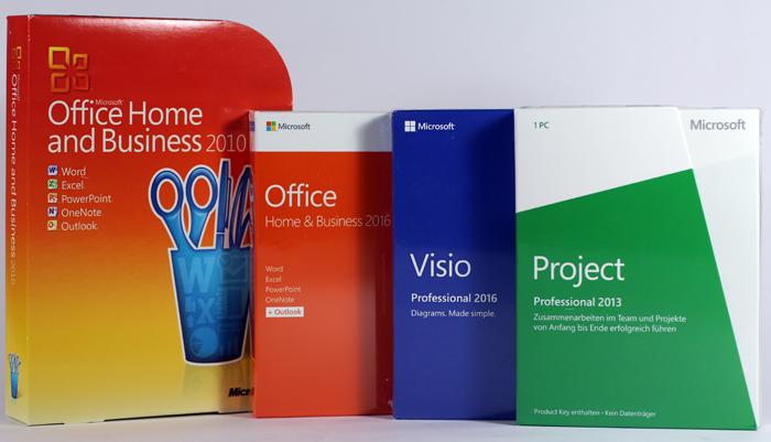 Bürosoftware bei 2ndsoft.de kaufen