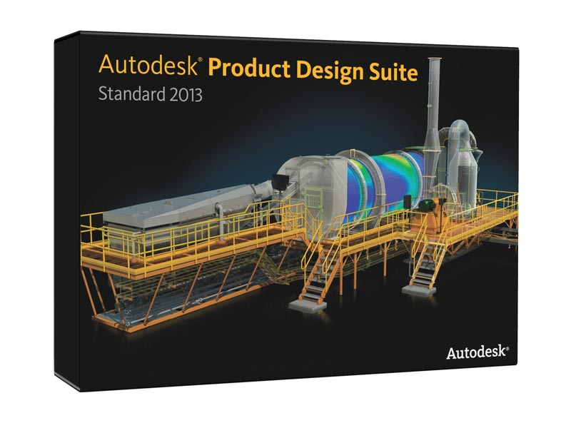 Скачать бесплатно Autodesk Product Design Suite Ultimate 2013 - Premium Sui