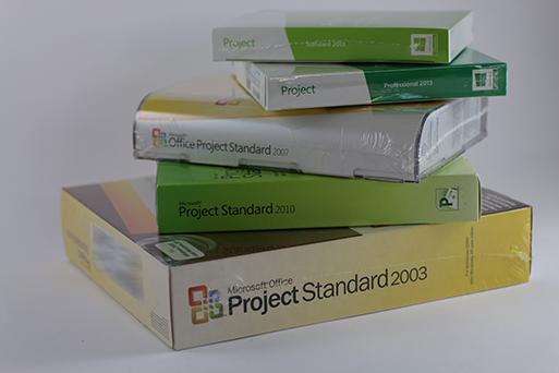 Microsoft Office Project - Welche Version bietet welche Funktionen