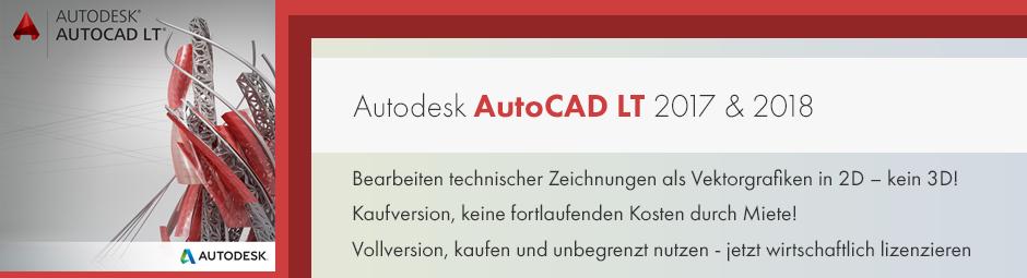 AutoCAD LT Dauerlizenz