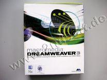 Dreamweaver 3 Vollversion, deutsch - für Macintosh