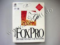 Foxpro 2.5 Distribution Kit