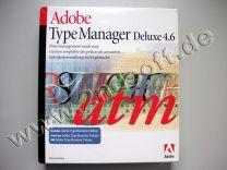 Adobe Type Manager 4.6 Deluxe Vollversion, deutsch, englisch, französisch für Macintosh