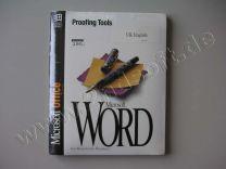 Proofing Tools für Word 6
