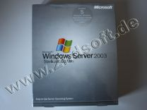 Windows 2003 Server Standard Edition