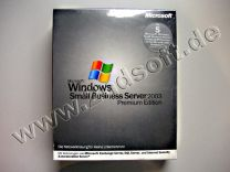 Windows Small Business Server 2003 Premium