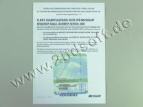 Windows Small Business Server 2008 Client Access Device Standard