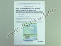 Windows Small Business Server 2008 Client Access User Standard
