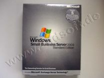 Windows Small Business Server 2003 Standard