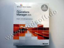 Operations Manager 2005 Enterprise Server Edition mit 10 OML (MOM) Vollversion, deutsch - neu