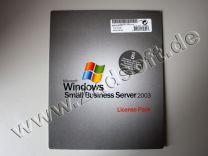 Zugriffslizenzen (Benutzer) für Windows Small Business 2003 Server