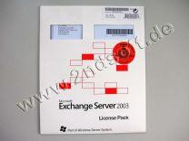 Zugriffslizenzen (Geräte) für Exchange Server 2003