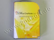 OneNote 2007