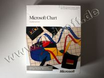 MS-Chart 3 Vollversion, deutsch - neu