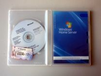Windows Home Server (2007), SB-Vollversion, deutsch