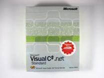 Visual C# .net 2003 Standard Vollversion, englisch (SSL/AE/FULP) - neu