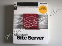 Site Server 2 Enterprise Server Edition Vollversion, deutsch für Windows NT
