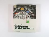 Sharepoint Portal Server 2001 mit 5 Clients Vollversion, deutsch für Windows 2000 Server+