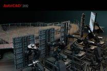 AutoCAD 2012 Netzwerklizenz, Vollversion, deutsch für Windows
