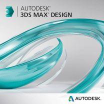 3ds Max 2019 Design