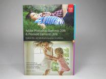 Photoshop und Premiere Elements 2018 Box-Vollversion, deutsch, für Windows und MacOS - neu