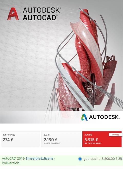 Autodesk AutoCAD: Warum die Neuerungen der letzten 3,5 Jahre für viele Nutzer*innen kein Abonnement erforderlich machen