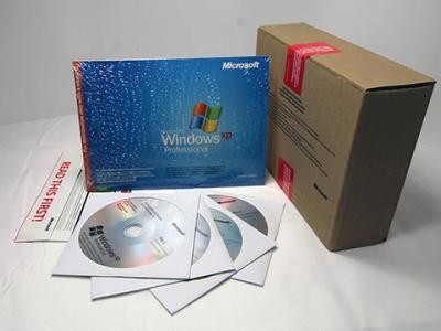 Windows XP Professional (SP3) mit Multi-Language-Pack bei 2ndsoft.de kaufen!