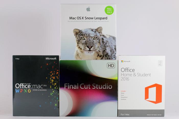 Apple / macOS bei 2ndsoft.de kaufen
