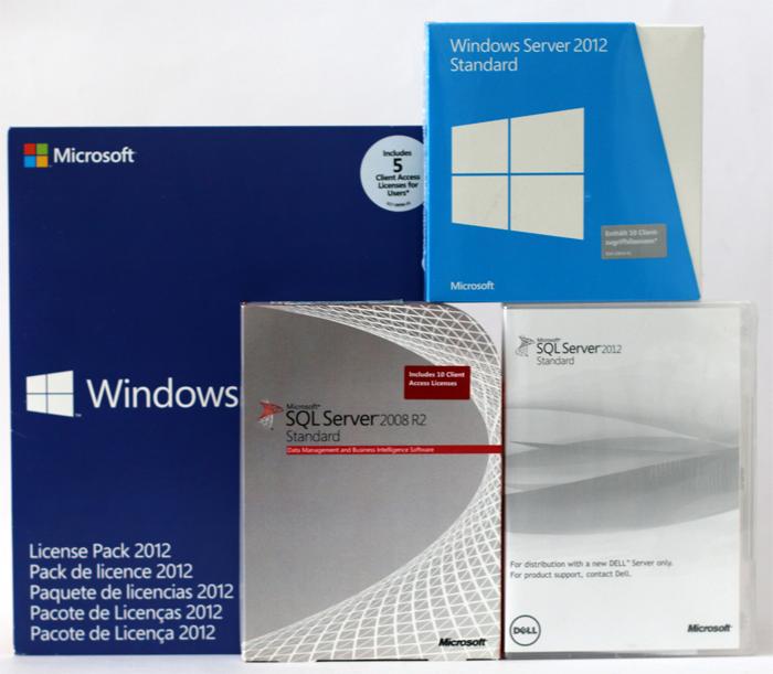 Server-Software bei 2ndsoft.de kaufen
