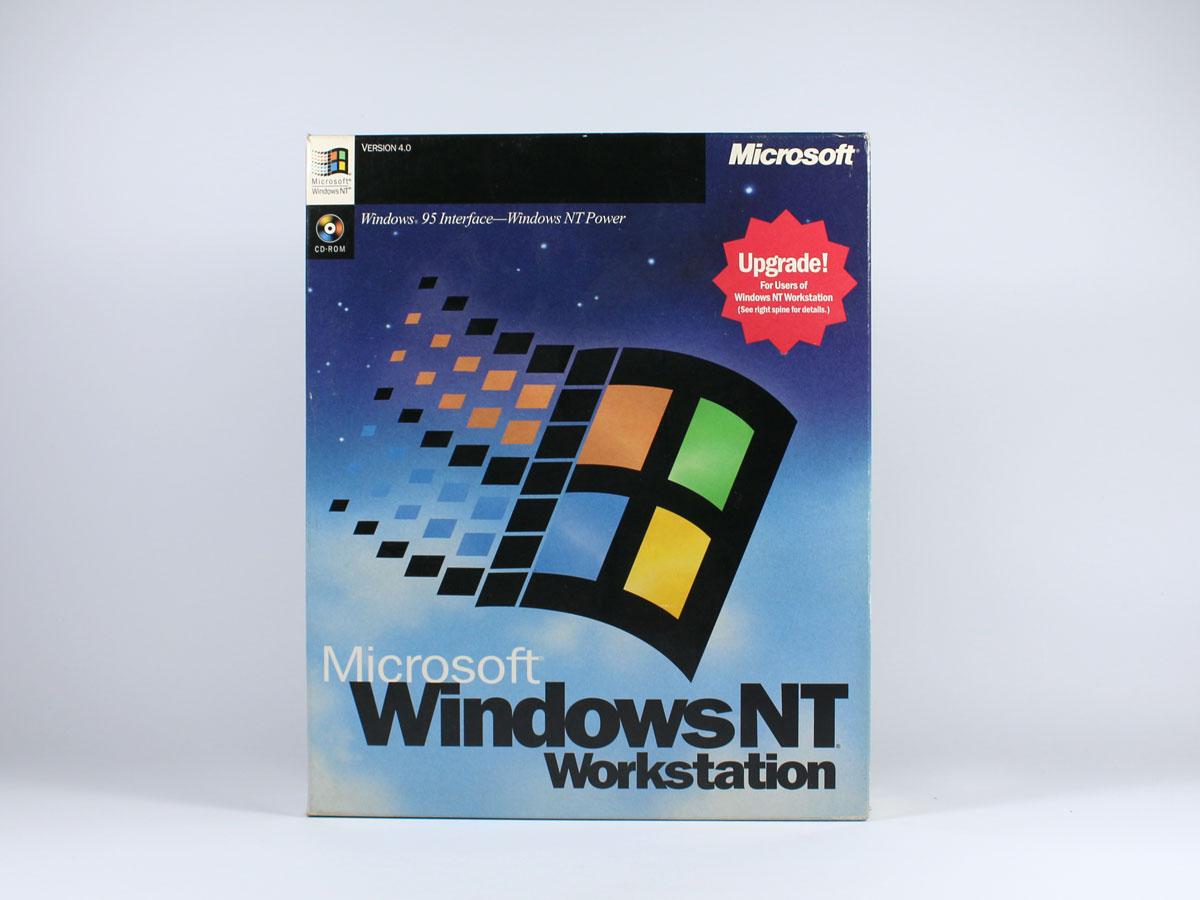 Windows NT Server Version 4.0 MwSt