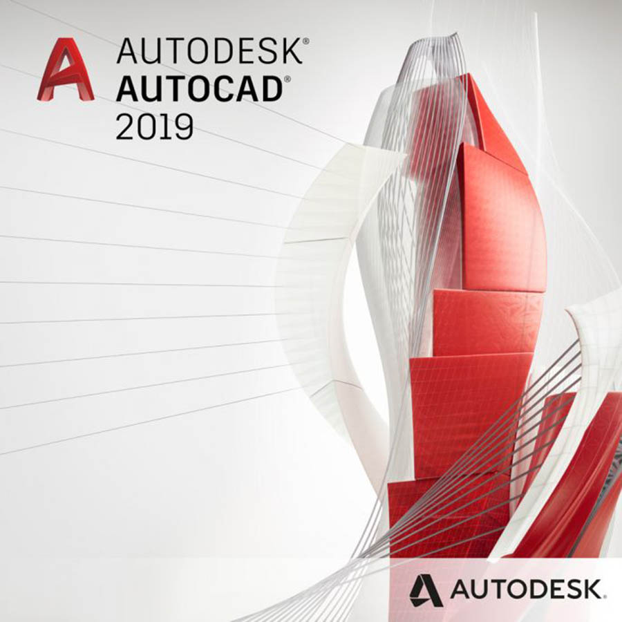 AutoCAD 2019 Einzelplatzlizenz, Vollversion